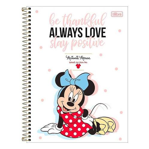 Caderno Tilibra Mickey & Minnie