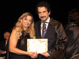 Dr Rubens Siqueira recebe título de imortal na Academia de Letras do Brasil