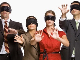 Cegueira Espiritual:                                 Uma Grave Doença da Humanidade.