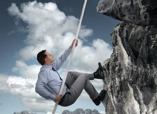 """Resiliência - A capacidade de """"dar a volta por cima"""" e recomeçar"""