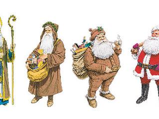 """De um Bispo Caridoso para um Papai Noel """"Mundano"""""""
