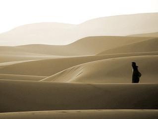 O Deserto e a Metanoia