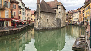 Travel in Annecy with food intolerances