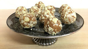 Almond Maca balls