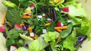 Egg free, lactose free caesar salad dressing
