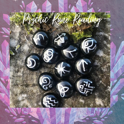 Psychic Witches Rune Reading