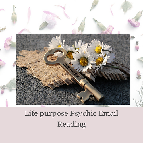 Life Purpose Email Reading
