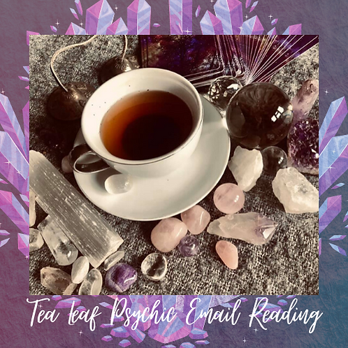 Tea Leaf Psychic Email Reading