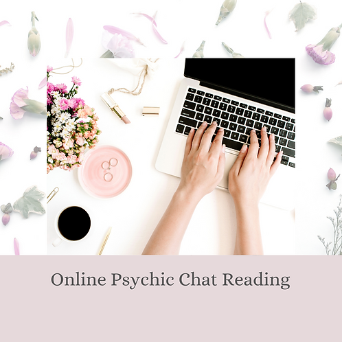 Online Live Psychic Reading