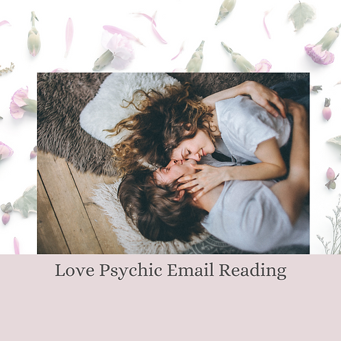 Love~Relationship~Soul Mate Email Reading