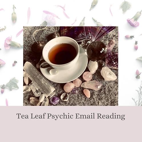 Tea Leaf Psychic Email Reading