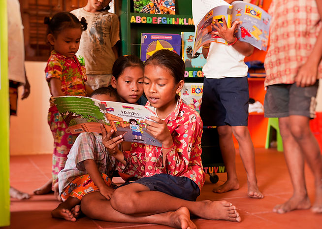 HUSK supports families in Cambodia
