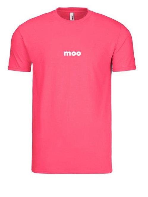 """""""moo""""Tee (unisex)"""