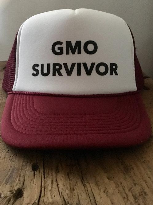 GMO SURVIVOR Trucker Hat