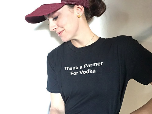 Thank a Farmer...for Vodka