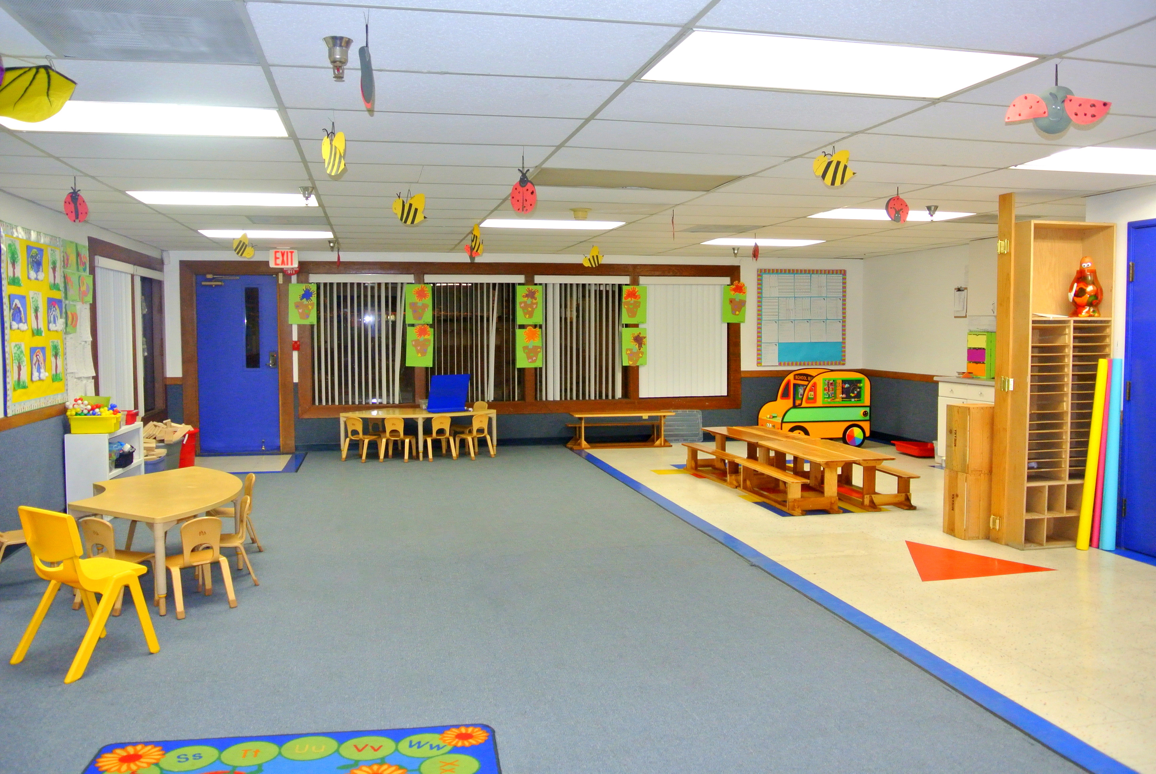 Large Classrooms