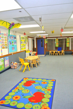 Open Concept Learning Centers