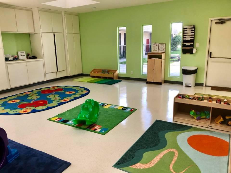 LEPA Chino Toddler Room