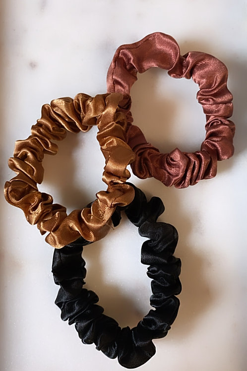 Carmella Hair Scrunchies