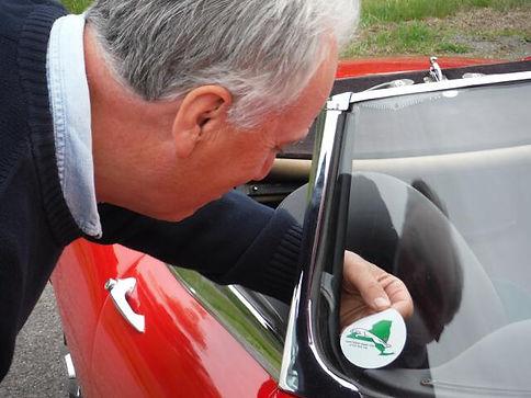 Jaguar XKE Owner