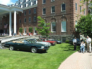 Jaguar Car Show Events