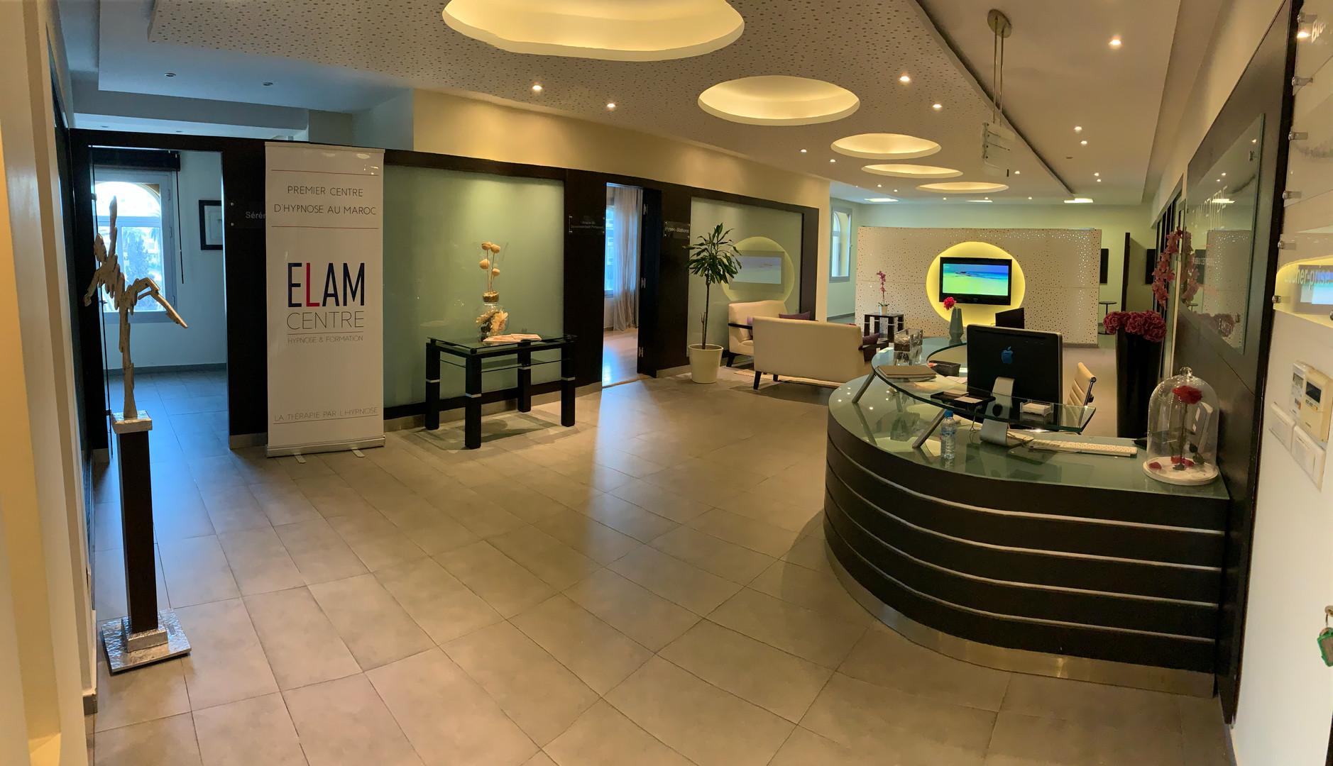 Centre ELAM