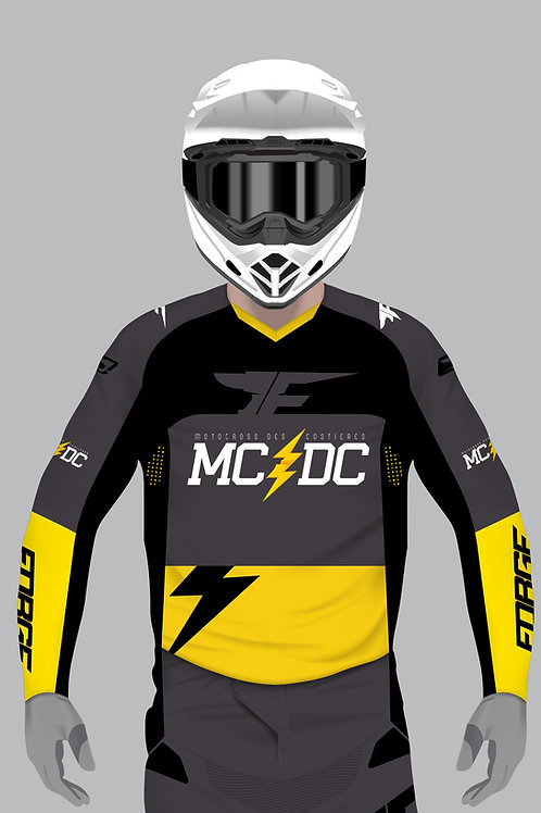 Maillot MCDC by Forge racing