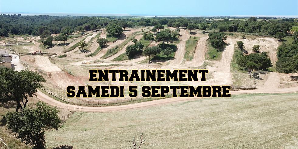 Entrainement Samedi 5 Septembre
