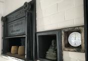 De oude ovens uit 1921