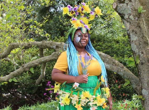 Daffodil costume