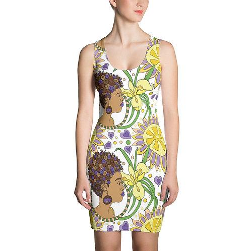 Citris Afro Dress
