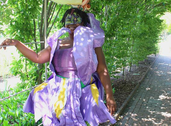 Iris costume