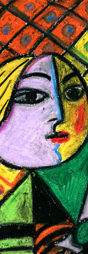 Finding Your Picasso No. 6