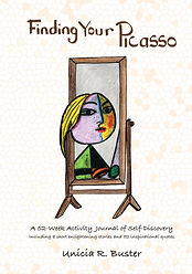 Cover of Finding Your Picasso designed by Unicia R. Buster