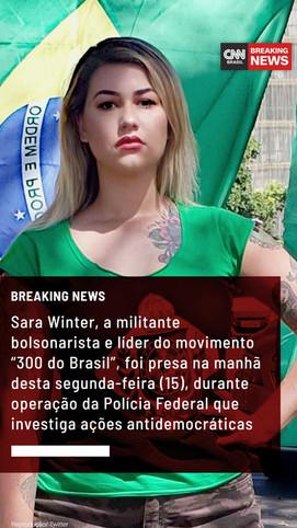 Stories Breaking News @cnnbrasil