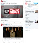 Breaking News Twitter @cnnbrasil