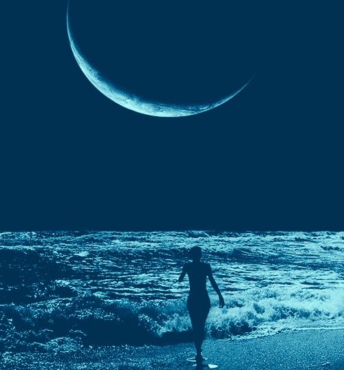 new moon ocean cyantypeCROP