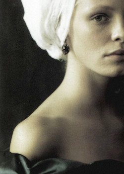 Infanta style by Paolo Roversi