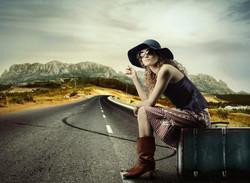 road trip wallpaper