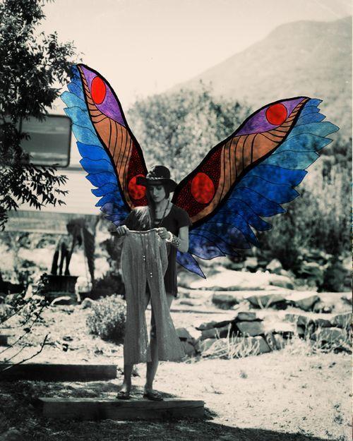 Alexandra Valenti wings