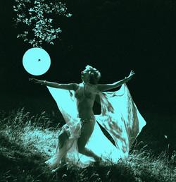 vintage virgo moon greenblu