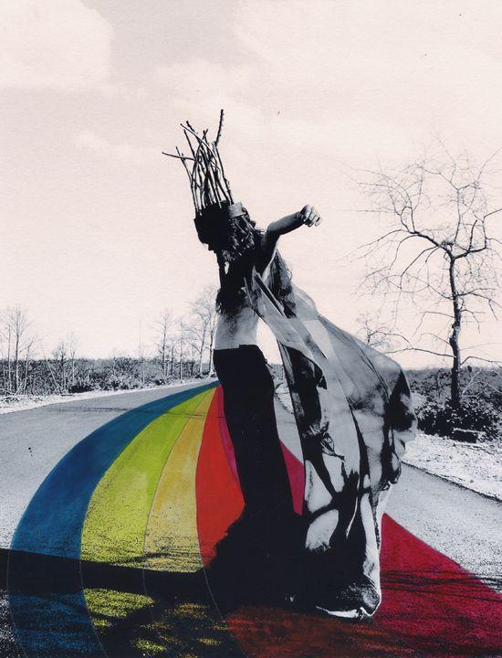 Alexandra Vaneti, rainbow road