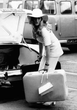 mercury retro luggage