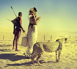 Tim Walker safari yello