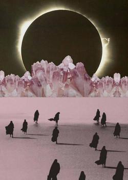 crystal new moon