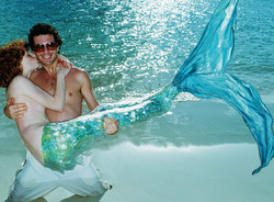 mermaid love insta