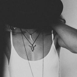 taurus venus necklace