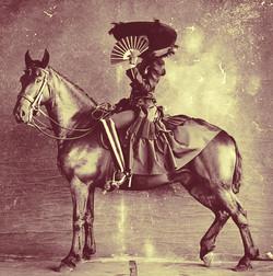 Tim Walker dark horse vintagegold