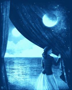 christian shloe moon curtaincyanatopeblu