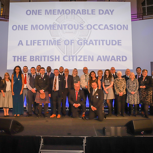 British Citizen Awards, The House of Lords, Westminster
